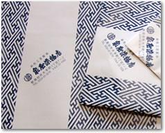 ギフト包装 泉屋染物店オリジナル包装紙